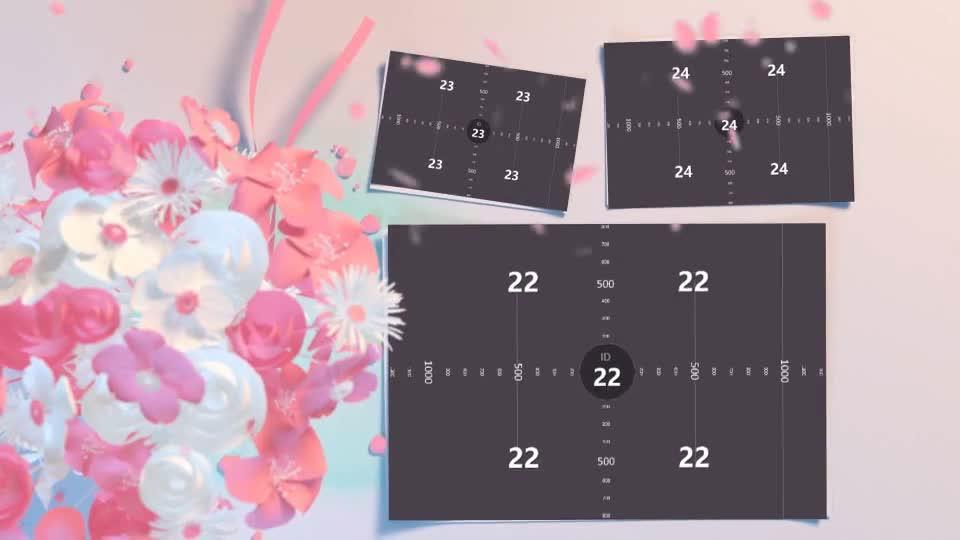 粉红婚礼情路暖场视频m00001插图10