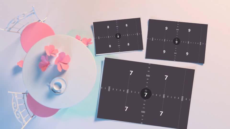 粉红婚礼情路暖场视频m00001插图5