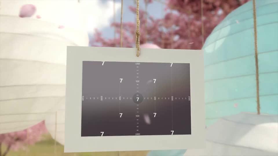 樱花灯笼和风纪念相册m00003插图7