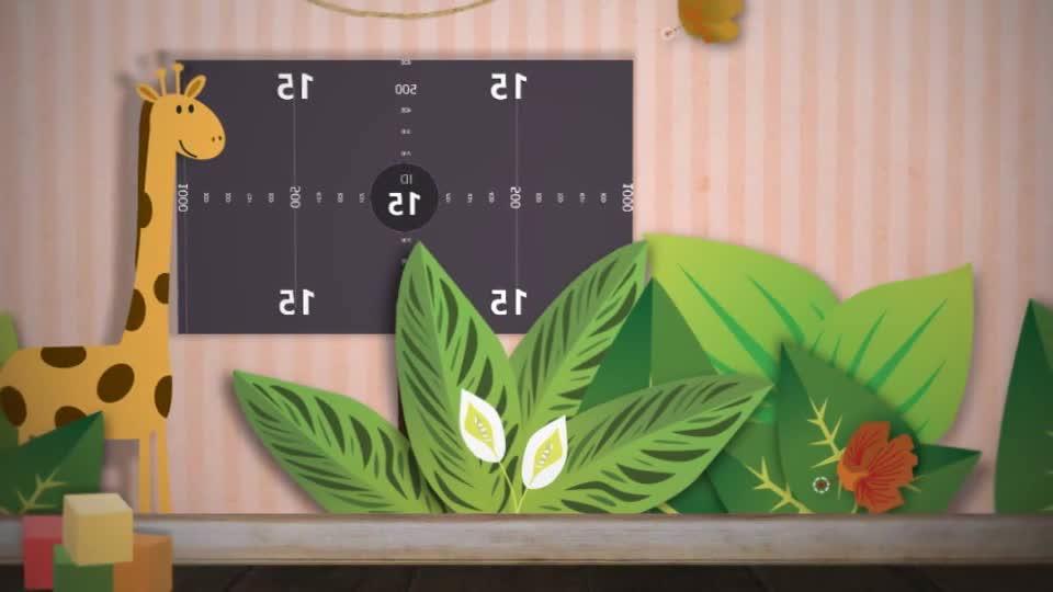 儿童MG动画快乐积极相册m00007插图9