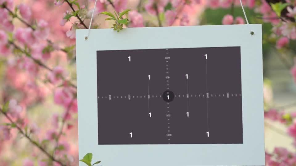 清新唯美风景展示相册m00018插图