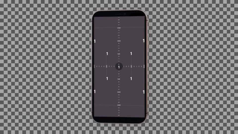 手机样机模板产品展示动画m00452插图1