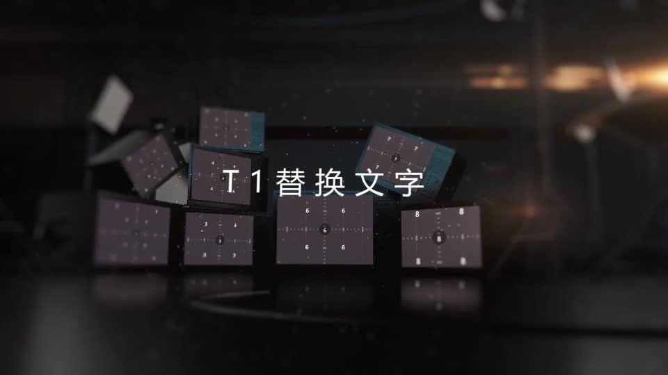 电视剧屏幕闪烁的照片展示.m00496插图1