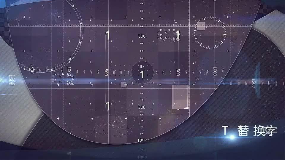高级感弧形眨眼般视觉效果图片展示.m00513插图